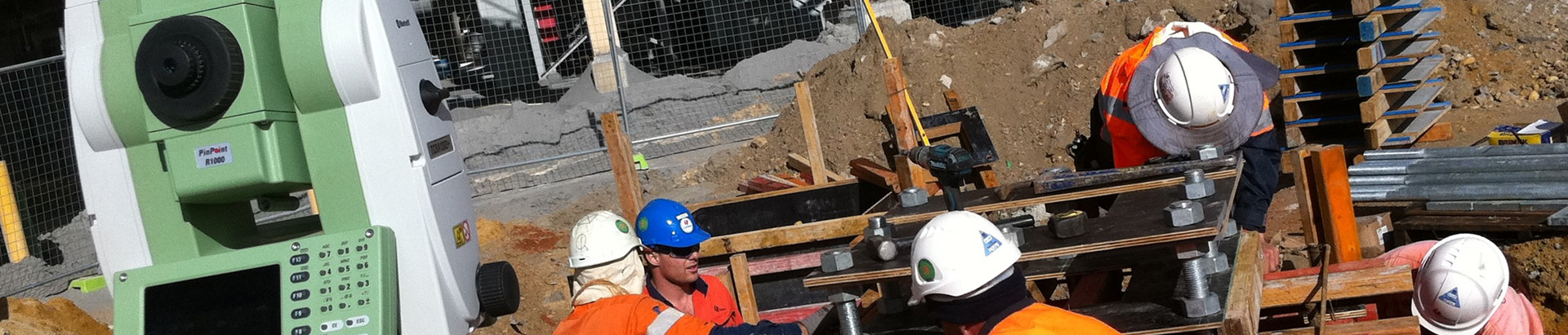 Construction and Engineering Surveyors Perth