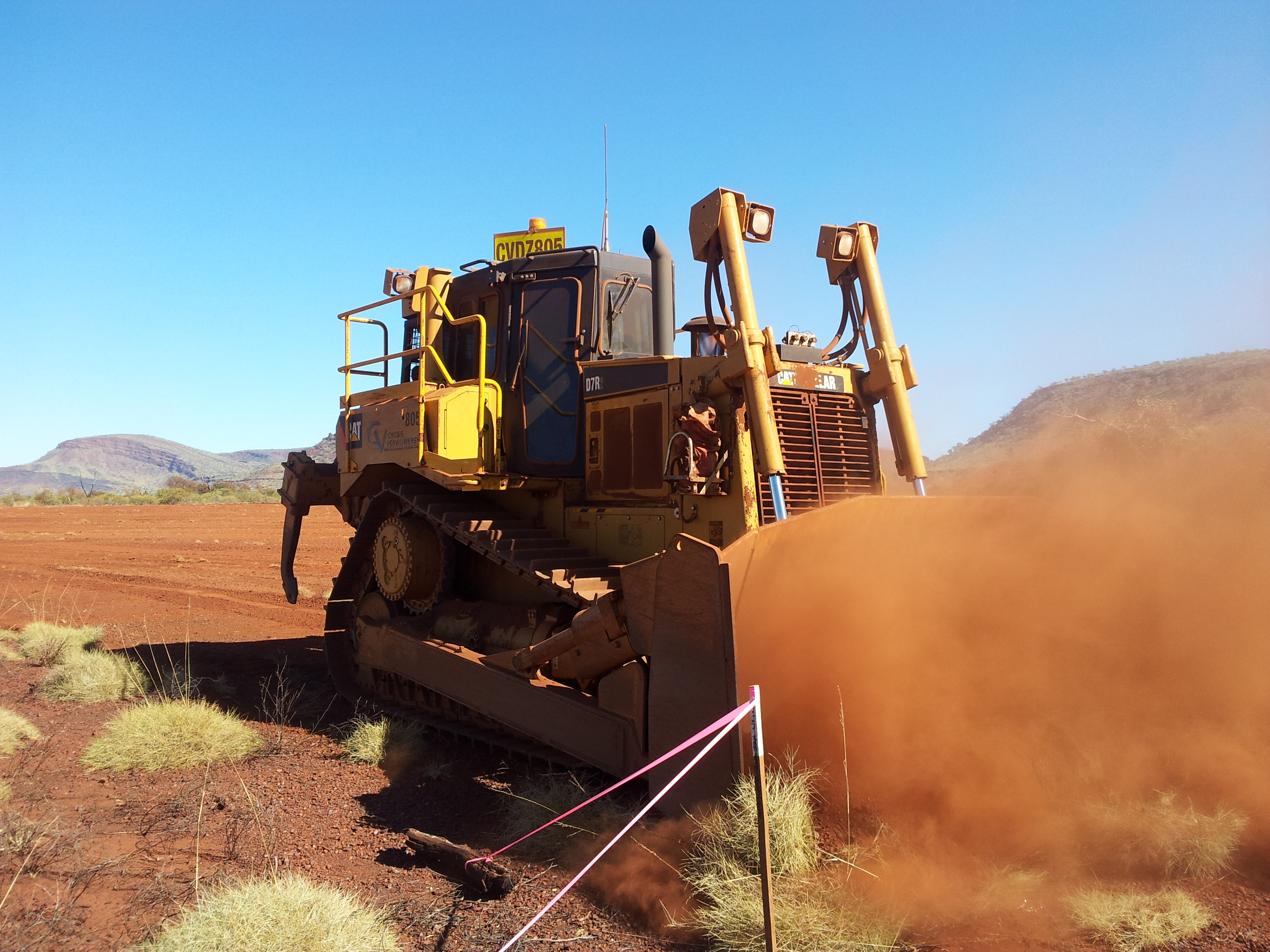 West Pilbara Infrastructure Project - ST Spatial